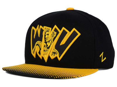 West Virginia Mountaineers Zephyr NCAA Youth Graffiti Hat