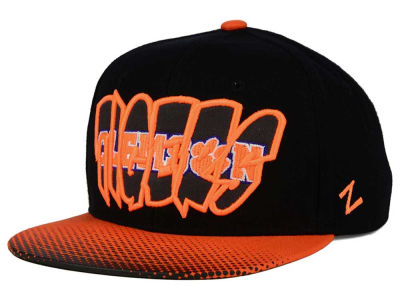 Clemson Tigers Zephyr NCAA Youth Graffiti Hat