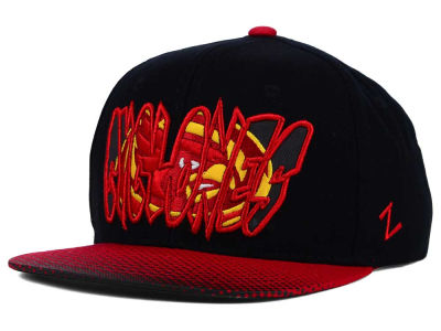 Iowa State Cyclones Zephyr NCAA Youth Graffiti Hat