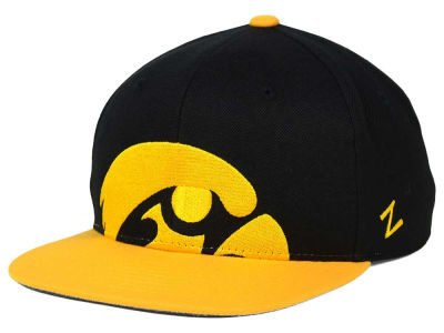 Iowa Hawkeyes Zephyr NCAA Youth Peek Snapback Hat
