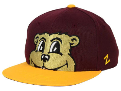 Minnesota Golden Gophers Zephyr NCAA Youth Peek Snapback Hat
