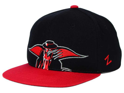 Texas Tech Red Raiders Zephyr NCAA Youth Peek Snapback Hat