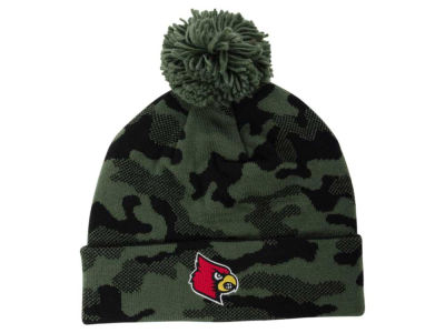 Louisville Cardinals adidas NCAA Veterans Day Camo Knit