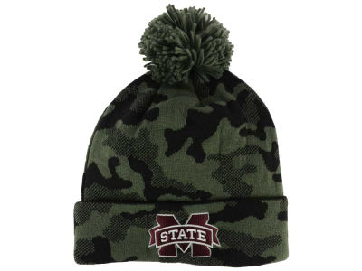 Mississippi State Bulldogs adidas NCAA Veterans Day Camo Knit