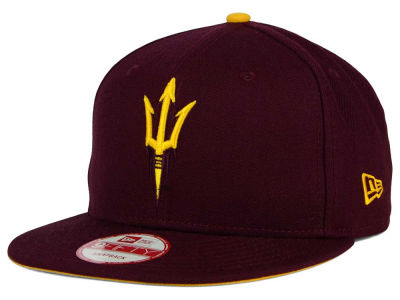 Arizona State Sun Devils New Era NCAA Core 9FIFTY Snapback Cap