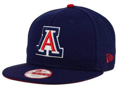 Arizona Wildcats New Era NCAA Core 9FIFTY Snapback Cap