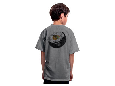 Chicago Blackhawks NHL Youth Puckster T-Shirt