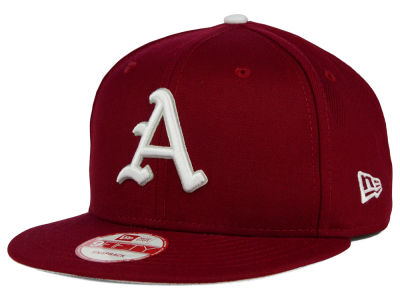 Arkansas Razorbacks New Era NCAA Core 9FIFTY Snapback Cap