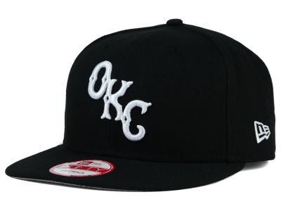Oklahoma City Dodgers New Era MiLB Custom Collection 9FIFTY Snapback Cap