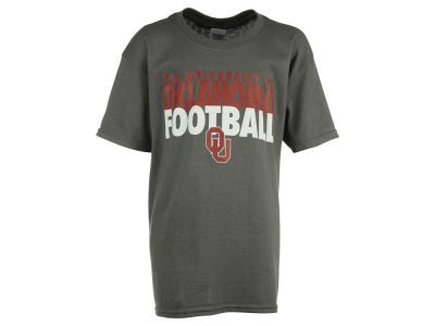 Oklahoma Sooners NCAA Toddler University Football 2 Tone T-Shirt