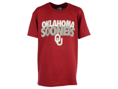 Oklahoma Sooners NCAA Toddler Team 2 Tone T-Shirt