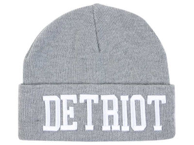 Detroit City Cuff Knit