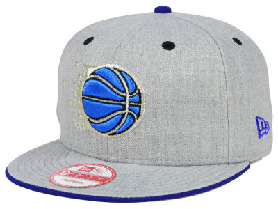 Orlando Magic New Era NBA HWC Heather Team Color 9FIFTY Snapback Cap