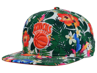 New York Knicks New Era NBA HWC Light Floral 9FIFTY Snapback Cap