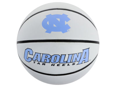 North Carolina Tar Heels Autograph Basketball