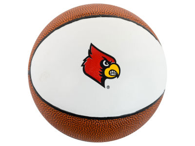 Louisville Cardinals Mini Illusion Basketball