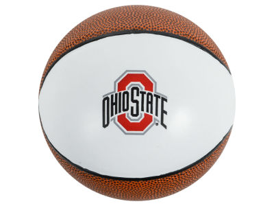 Ohio State Buckeyes Mini Illusion Basketball