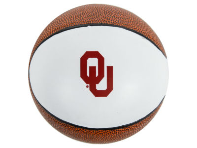 Oklahoma Sooners Mini Illusion Basketball