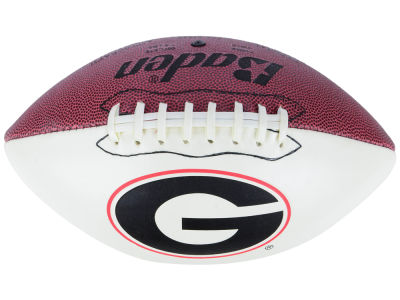 Georgia Bulldogs NCAA Autograph Football