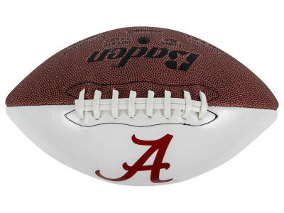 Alabama Crimson Tide NCAA Autograph Football