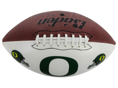 Oregon Ducks NCAA Autograph Football