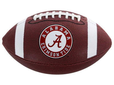 Alabama Crimson Tide Composite Football