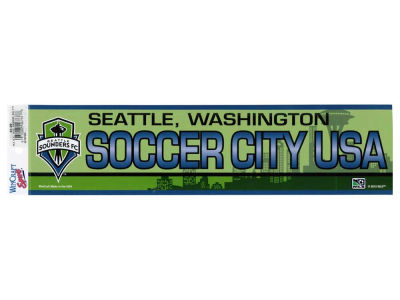 Seattle Sounders FC Bumper Strip