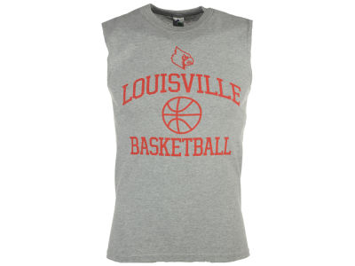 Louisville Cardinals NCAA Youth Arch Basketball Performance Tank