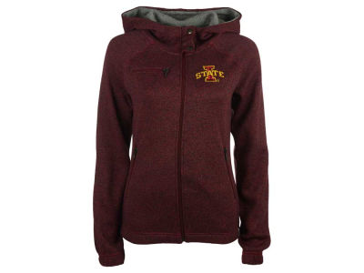 Iowa State Cyclones NCAA Women's Nantucket Zip Hoodie