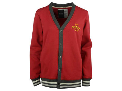 Iowa State Cyclones NCAA Women's Wolf Cardigan Sweater