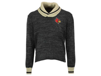 Louisville Cardinals NCAA Men's Work Sock Crossover Sweater