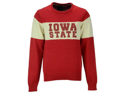 Iowa State Cyclones NCAA Men's Bar Down Sweater