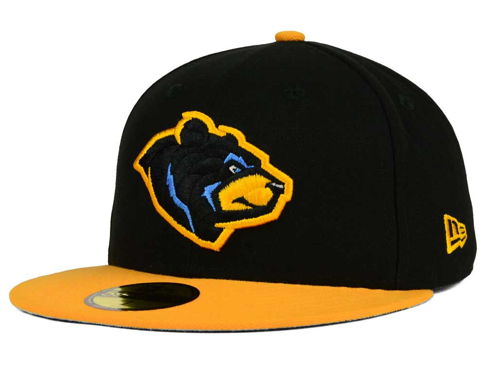 West Virginia Black Bears New Era MiLB AC 59FIFTY Cap  6f5cdbc3217