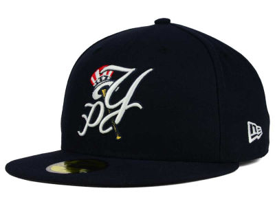 Pulaski Yankees New Era MiLB AC 59FIFTY Cap