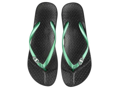 Saskatchewan Roughriders CFL Women's Ultra Flip Flops
