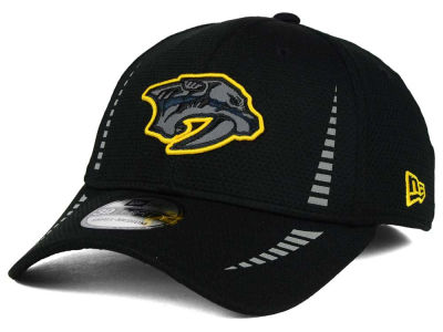 Nashville Predators New Era NHL 2015 Reflective Pop 39THIRTY Cap
