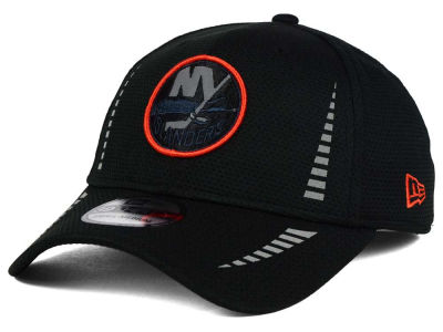 New York Islanders New Era NHL 2015 Reflective Pop 39THIRTY Cap