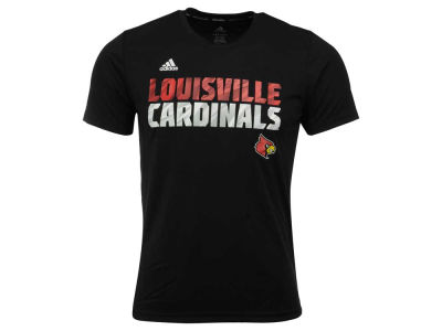 Louisville Cardinals adidas NCAA Youth Sideline Shock Energy T-Shirt