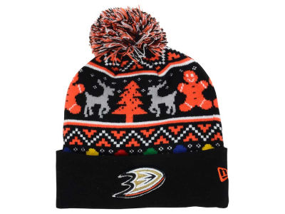 Anaheim Ducks New Era NHL Ugly Sweater Knit