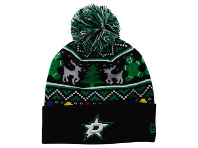Dallas Stars New Era NHL Ugly Sweater Knit