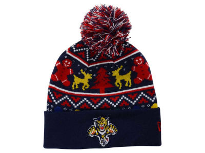 Florida Panthers New Era NHL Ugly Sweater Knit
