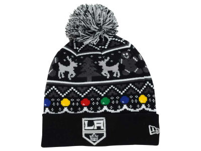 Los Angeles Kings New Era NHL Ugly Sweater Knit