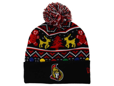 Ottawa Senators New Era NHL Ugly Sweater Knit