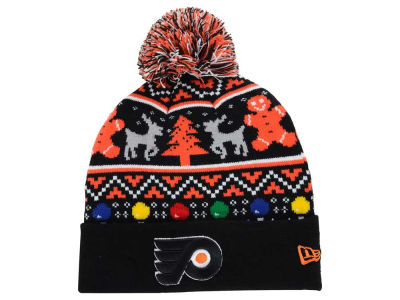 Philadelphia Flyers New Era NHL Ugly Sweater Knit