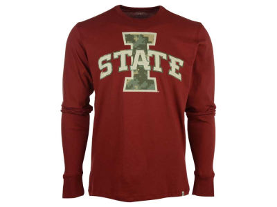 Iowa State Cyclones '47 NCAA Men's OHT Long Sleeve Flanker MVP T-Shirt