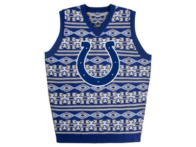 Indianapolis Colts La Tilda NFL Men's Wordmark Ugly Vest