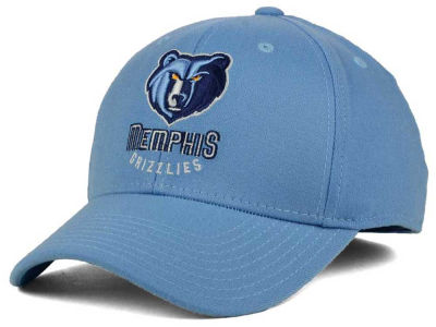 Memphis Grizzlies adidas NBA Structured Basic Flex Cap