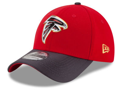 Atlanta Falcons New Era NFL Gold Collection On Field 39THIRTY Cap