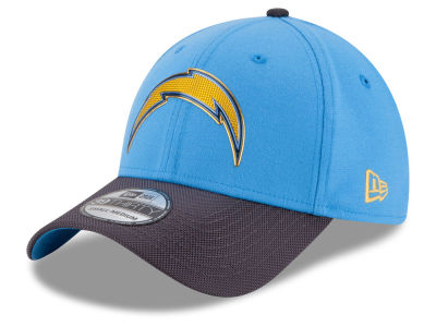 San Diego Chargers New Era NFL Gold Collection On Field 39THIRTY Cap