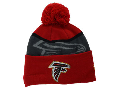 Atlanta Falcons New Era NFL Gold Collection Team Color Knit